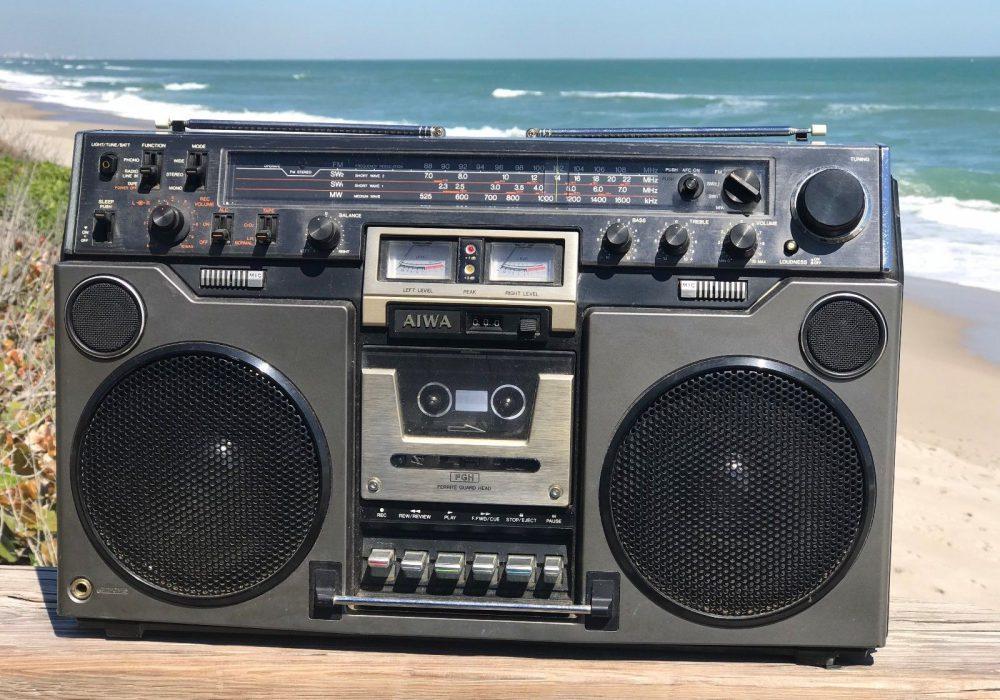 AIWA TPR-950h BOOMBOX 收录机