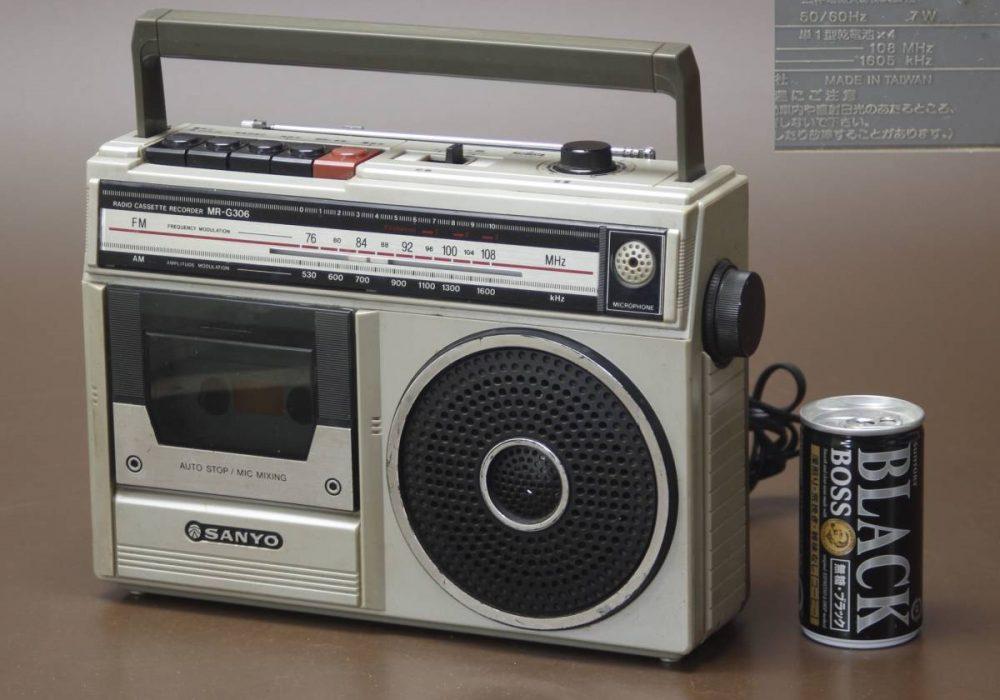 SANYO MR-G306 收录机