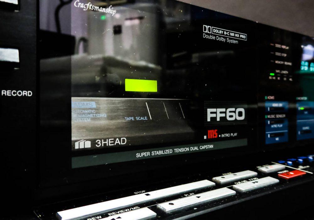 AIWA AD-FF60 3磁头 卡座