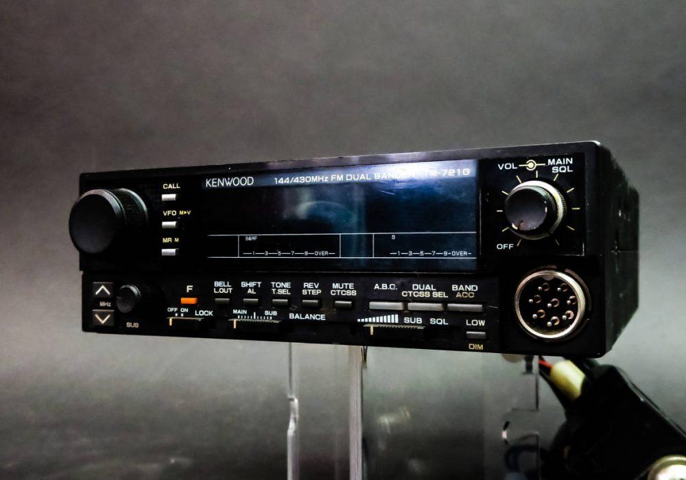TRIO TR-7700, KENWOOD TM-721G TM-732 TM-721GS TM-721S
