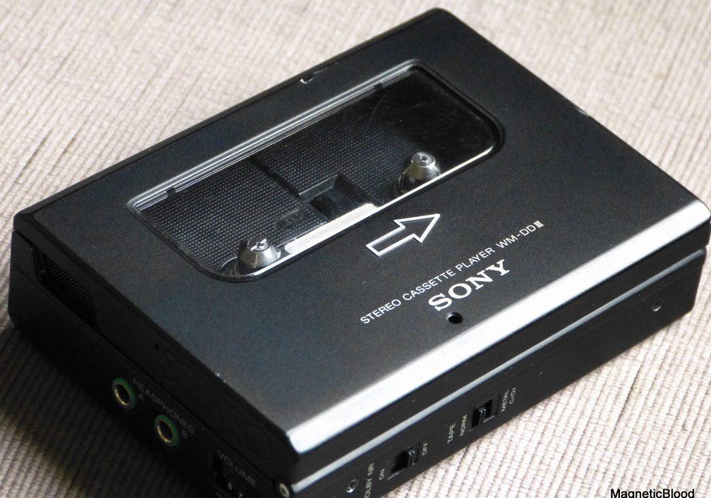 索尼 SONY WM-DD3 DDIII 磁带随身听