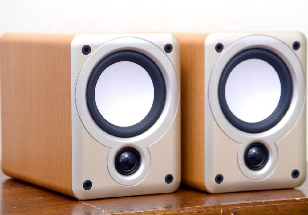 DENON SC-M53 2分频 书架式音箱