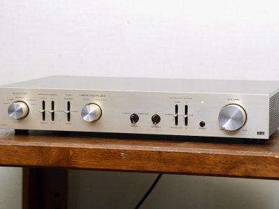 LUXKIT model A3032 电子管 前级放大器