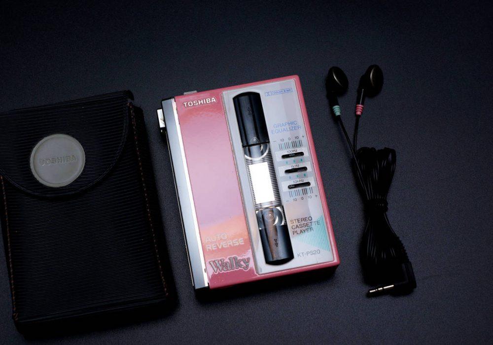 東芝 TOSHIBA Walky KT-PS20 磁带随身听