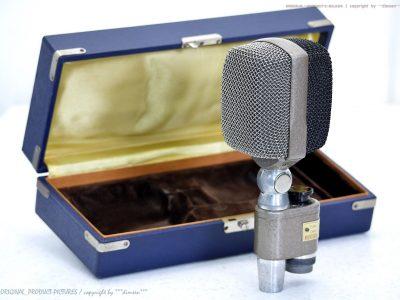 AKG D20 B 古董话筒