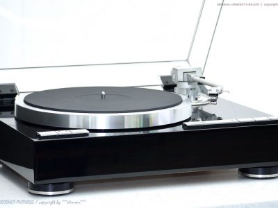 KENWOOD KD-8030 High-End 黑胶唱机