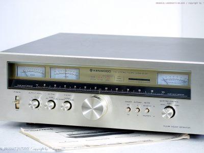 KENWOOD KT-917 High-End FM Tuner 收音头