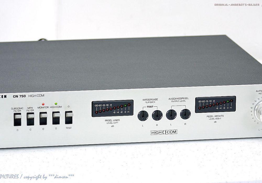 Telefunken CN750 High-Com 降噪器