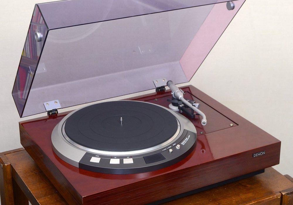DENON DP-80+DK-300+DA-307 黑胶唱机