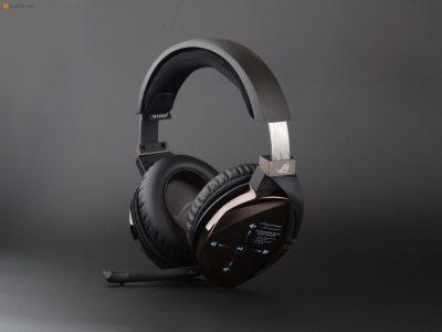 ASUS 华硕 ROG Fusion 500 USB电竞耳机