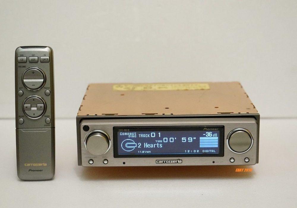 先锋 PIONEER Carrozzeria DEX-P01 II 车载CD机