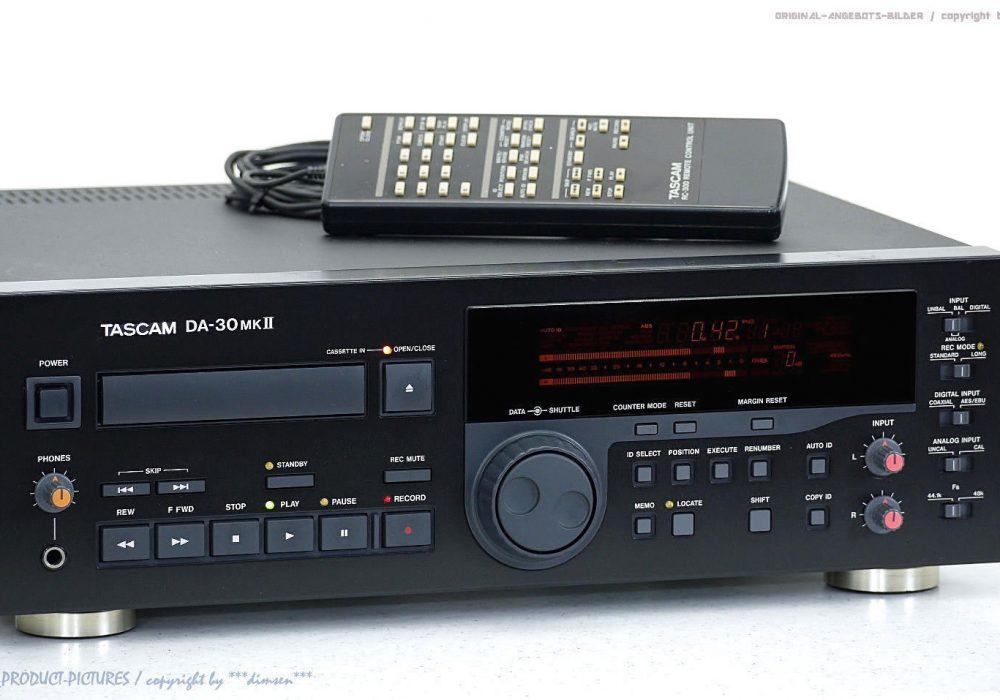 TASCAM DA-30 MKII DAT播放机