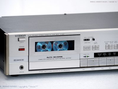 力士 LUXMAN K-405 卡座