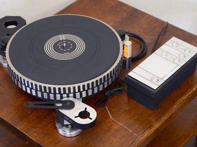 MICRO DDX-1000 黑胶唱机 主机