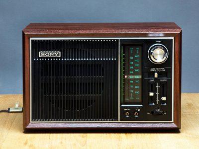 SONY TFM-9510 AM/FM 收音机