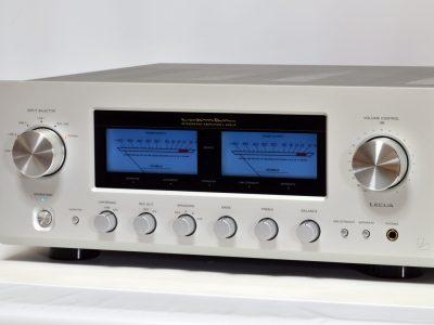 LUXMAN L-505uX 功率放大器