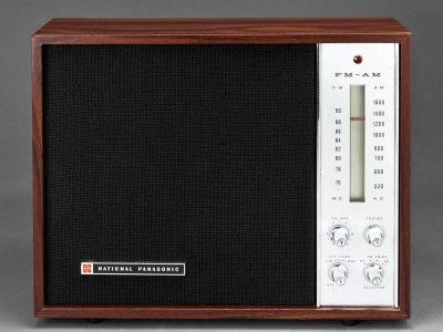 National Panasonic RE-760 FM/AM 收音机