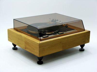 多能士 Thorens TD125 MKII 定制 黑胶唱机