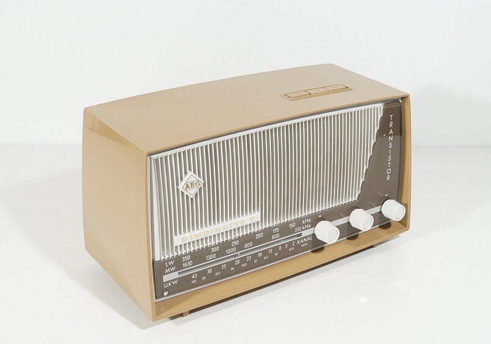AEG Bimbinette TL 62 收音机