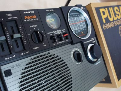 SANYO RP8700 BCL 收音机