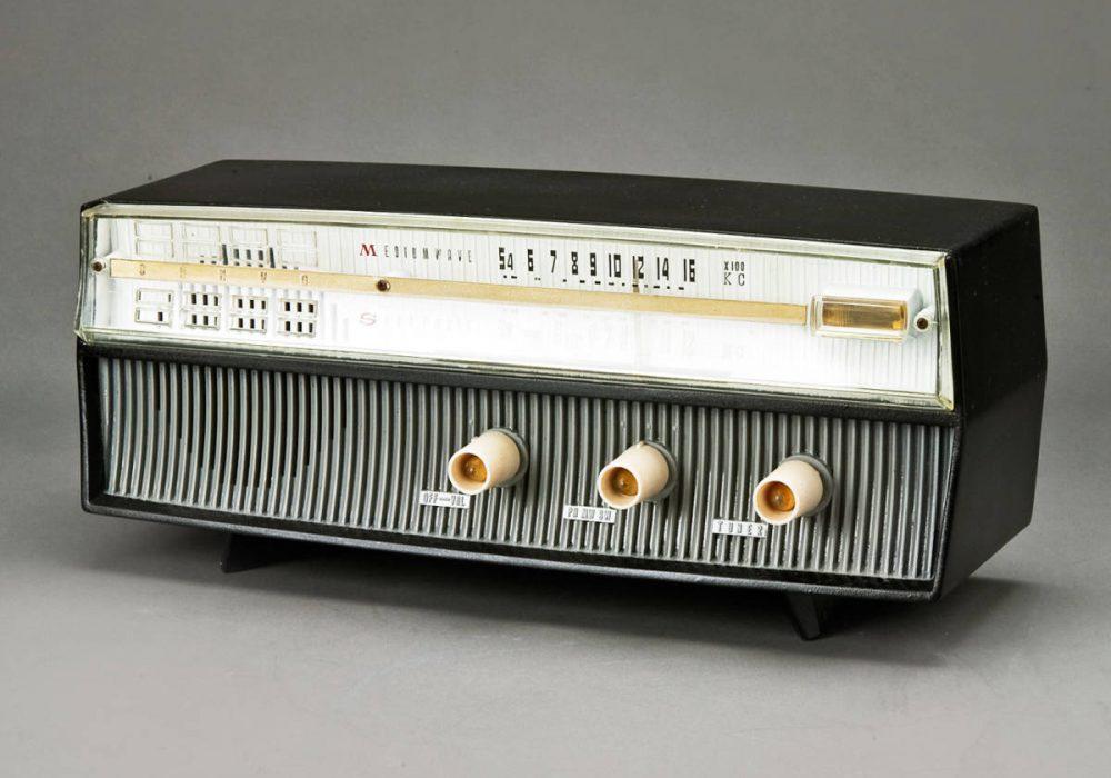 SRNVO MODEL SF-24 AM/SW 电子管收音机
