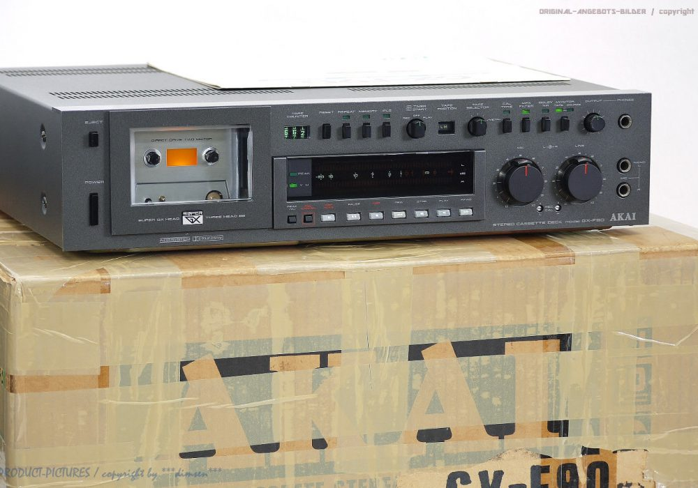 AKAI GX-F90 High-End 卡座