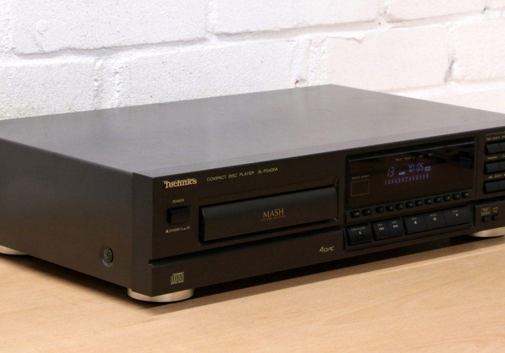 松下 Technics SL-PG420A CD播放机