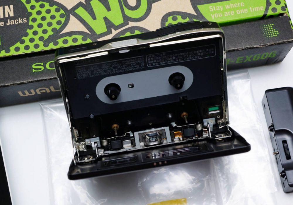 SONY WM-EX606 WALKMAN 磁带随身听