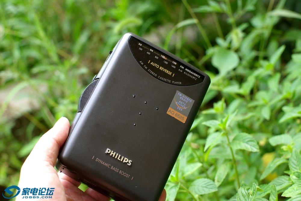 飞利浦 Philips AQ6525 + SONY WM-11 磁带随身听