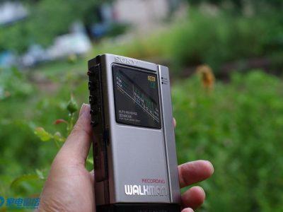 索尼 SONY WM-F404 磁带随身听