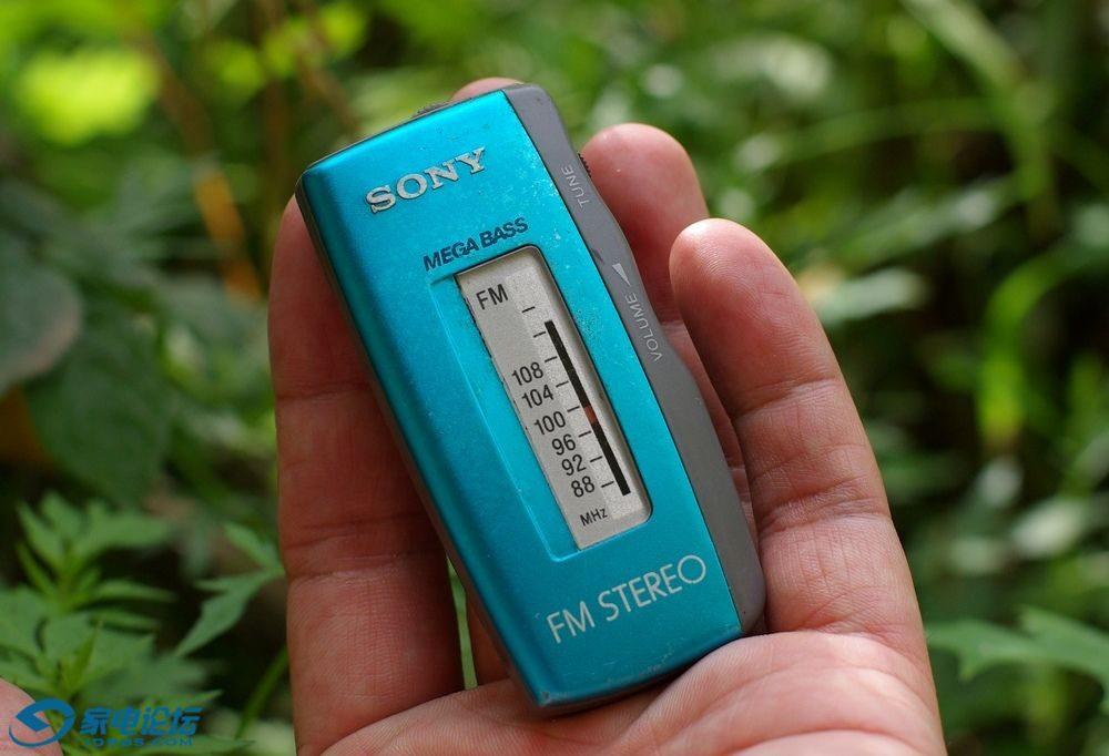 索尼 SONY S53 迷你收音机