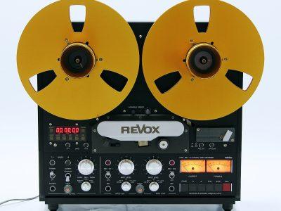 ReVox PR99 MKII 开盘机