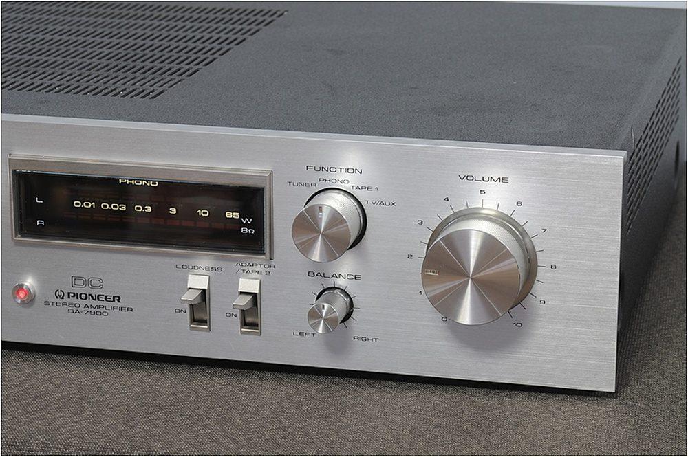 PIONEER SA-7900 功率放大器