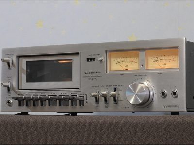 Technics RS-617U 卡座