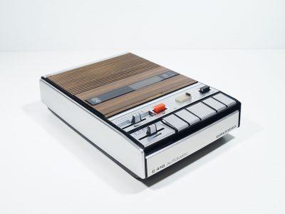 Grundig C410 磁带录音机