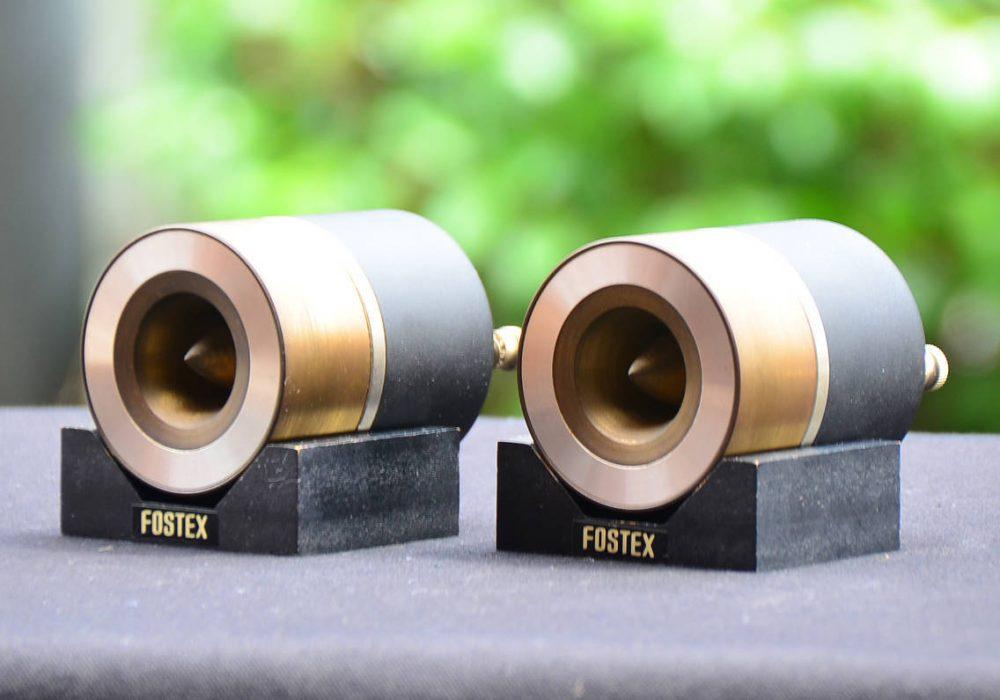 FOSTEX FT90H 高音单元 50W 8Ω