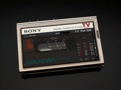 SONY WM-F30 WALKMAN 磁带随身听