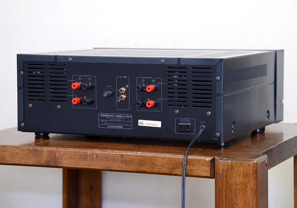 ONKYO Integra M-506R 功率放大器