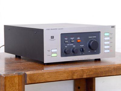 LUXMAN LUXKIT A505 电子管 前级放大器