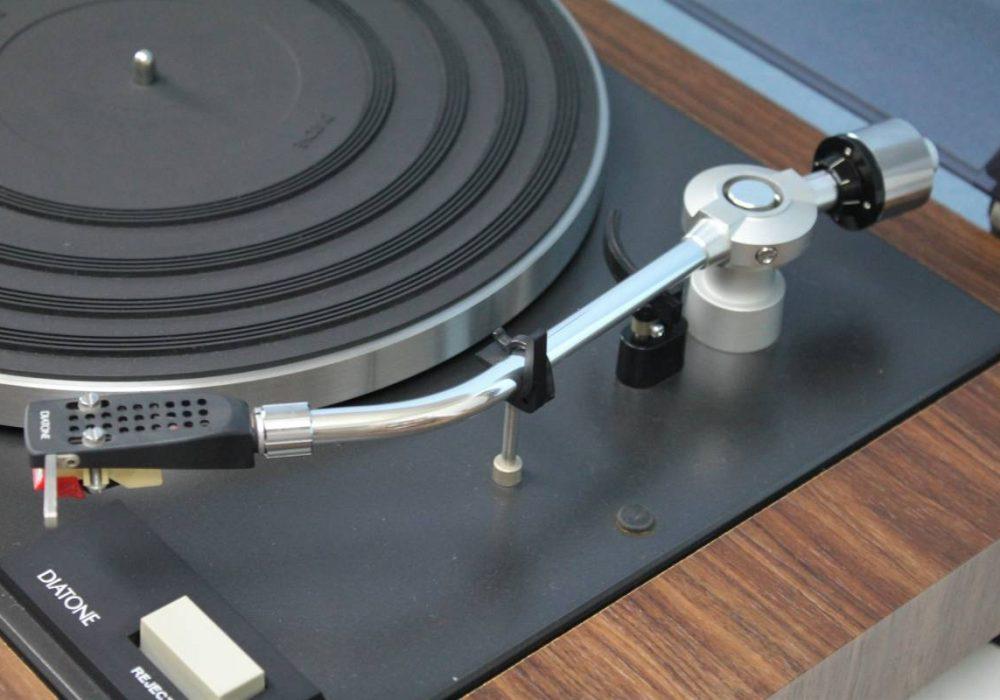 三菱 DIATONE DP-66B 黑胶唱机