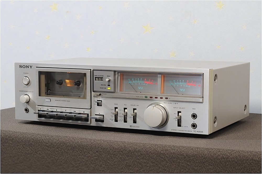 SONY TC-K45M 卡座