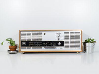 Philips Pallas Transistor Radio 1967 4 Band 收音机