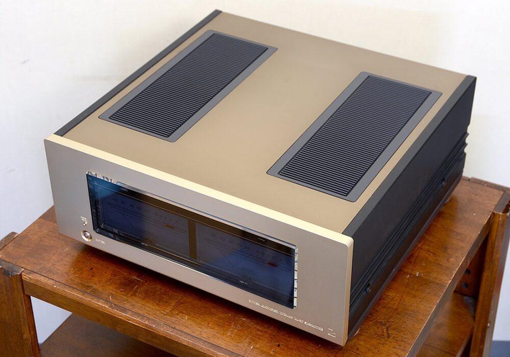 LUXMAN M-8f 功率放大器