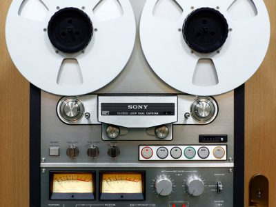 SONY TC-R7-2 开盘机