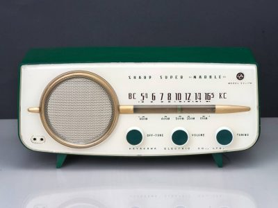 SHARP 5Y-170 2BAND AM/SW 收音机