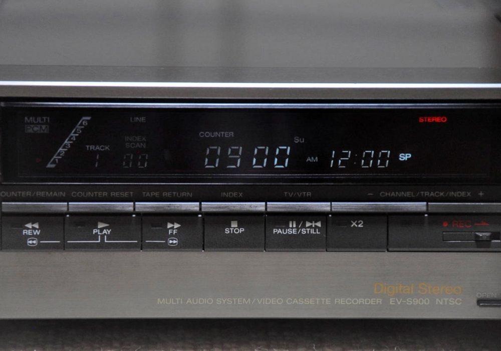 SONY EV-S900 PCM Hi-8 录像机