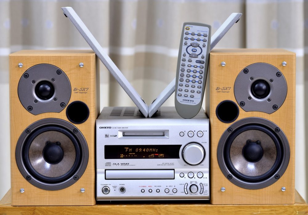 Onkyo FR-X7 桌面组合音响