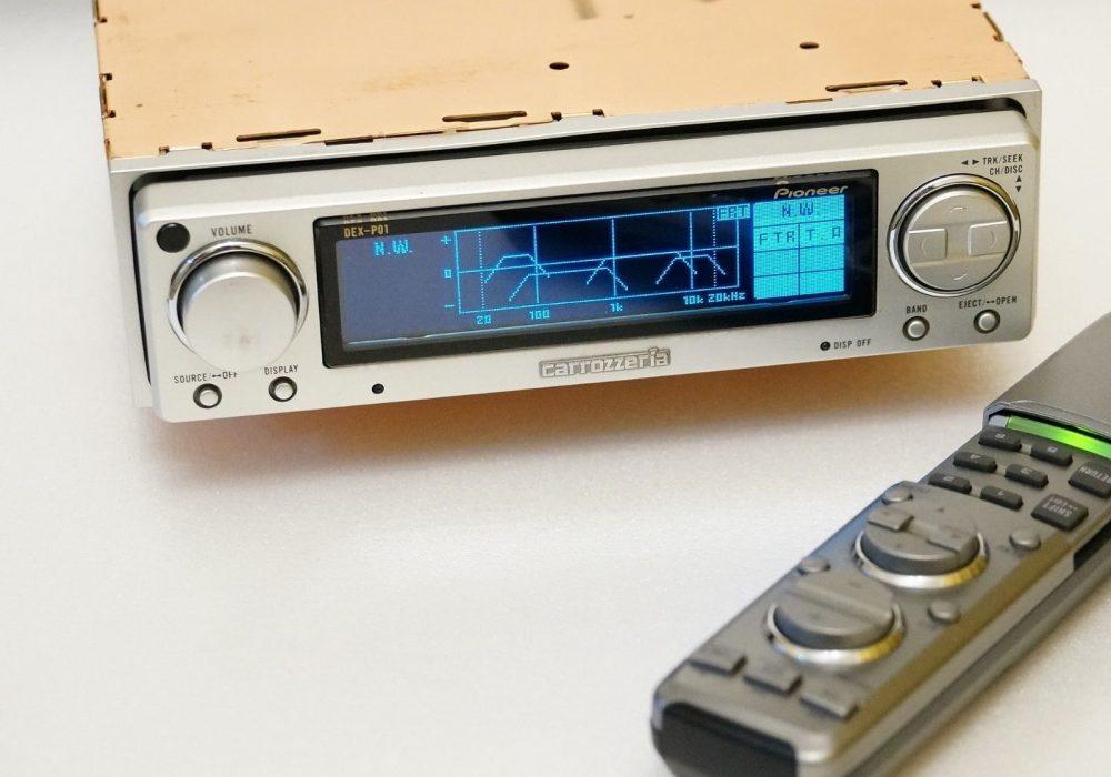 PIONEER DEX-P01 车载播放机