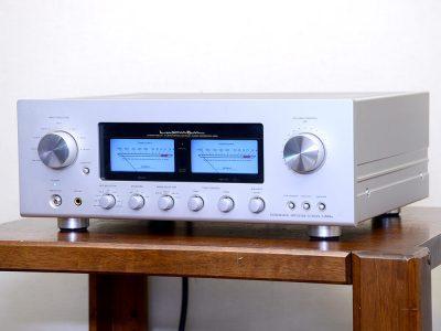 LUXMAN L-505u 功率放大器