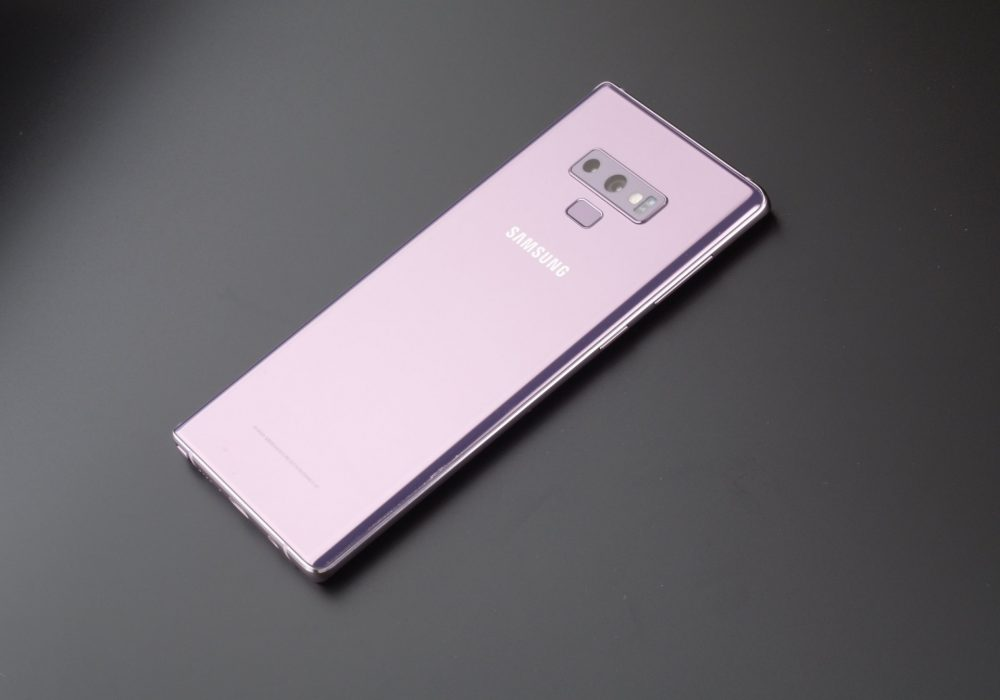 三星 SAMSUNG Galaxy Note 9 [SM-N960N] 智能手机 图集[Soomal]